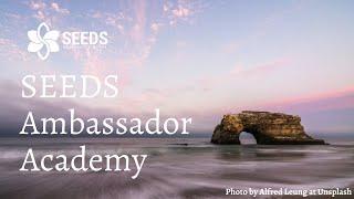 SEEDS Ambassador Academy - Seṡsion