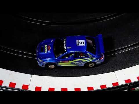 108-Subaru Impreza 2006 WRC de Ninco