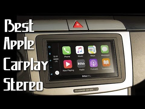 Best Apple CarPlay Stereo Review 2019