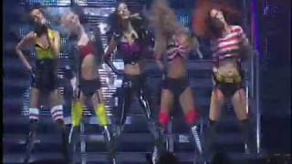 Pussycat Dolls - When I Grow Up (Birmingham NIA 22.01.09)
