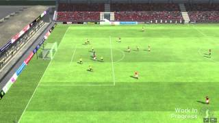 Football Manager 2013 New Exclusive Gameplay Released HD PC