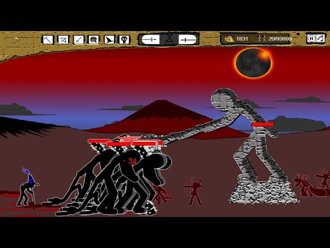 Stick War [PC VERSION] - Hacked Full GamePlay HD