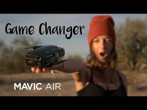 DJI MAVIC AIR - Is This The Best Drone For Travel?