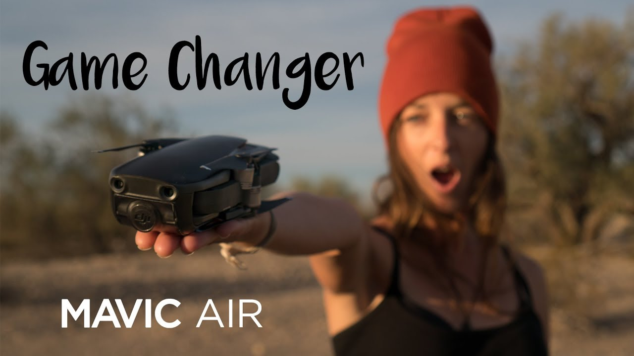25fad9bf7d2 DJI MAVIC AIR REVIEW - Best Drone For Travel? - YouTube