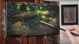 Repainting An Old Oil Painting: Improve Your Paintings & Sell Them