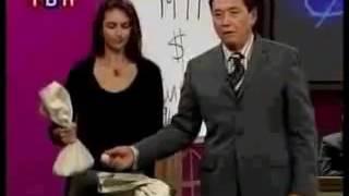 Роберт Кийосаки  - как стать богатым?  Видео урок - 1 часть