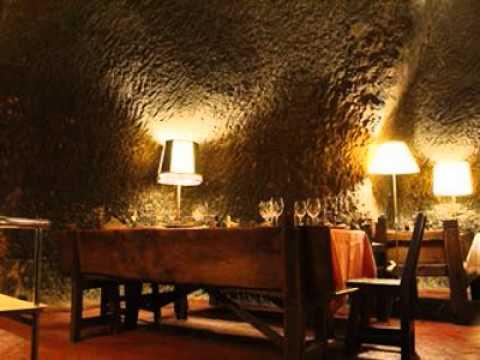Restaurante cueva del t nel le n youtube for Restaurante la cueva zamora