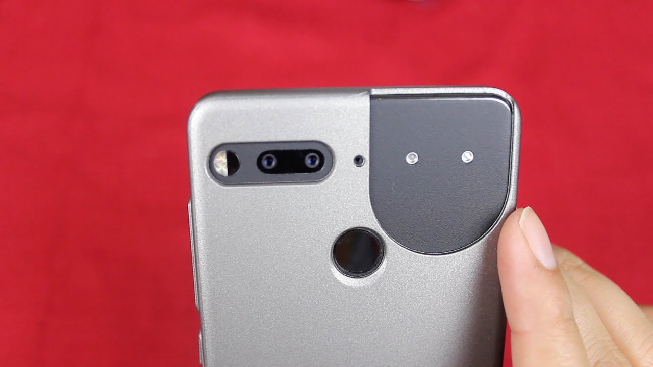 timeless design bc27f e7171 Essential Phone PH 1 Tudia Low Profile Design Case | Unboxing and  Impressions