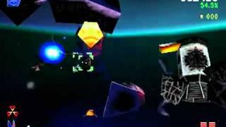 Galaga Destination Earth   Trailer Gameplay By PirateWarrior666