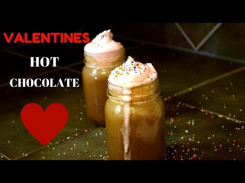 Valentines Hot Chocolate