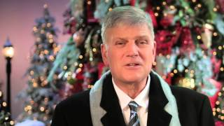 Franklin Graham Thanks You For Your Support in 2014