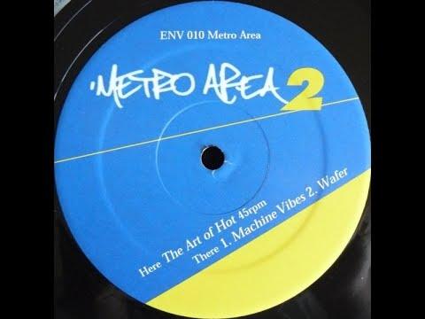 Metro Area - The Art Of Hot [ENV 010]