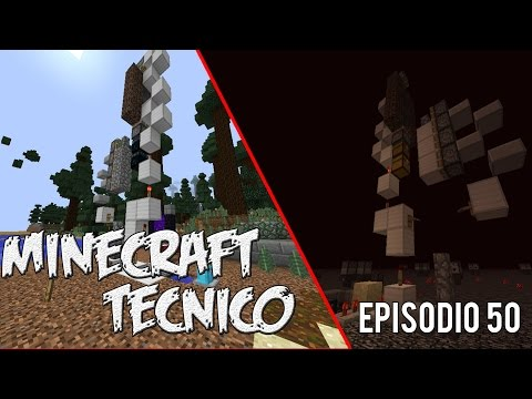 MINECRAFT TECNICO 1.11 Ep50   👉IHT👈