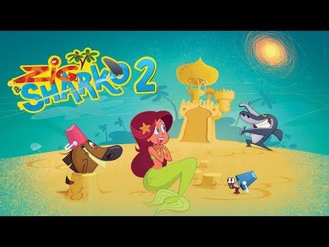 Zig & Sharko - Opening Credits - Season 2 (HD)