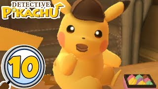 "Detective Pikachu - ""Find The Real Culprit!"" 
