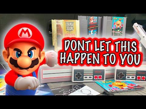 Killer Nintendo Deal Gone Wrong 😡 (Live Game Hunting) || $10 Dollar Game Collection (Episode 8)