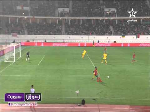 MAROC 3-0 BENIN || Omar El Kaddouri