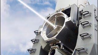 Самые Мощные Военные Лазеры в Мире