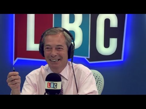 The Nigel Farage Show - Party Of The Working Class - 15/05/2017