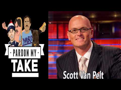 SPORTS & RECREATION - Pardon My Take - Ep.#10.0- Scott Van Pelt Live From Vanny Woodhead