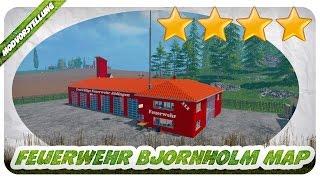 LS15 Modvorstellung Feuerwehr Bjornholm Map AGAIN AGAIN AGAIN