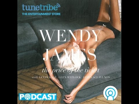 New wave heroine & former Transvision Vamp star Wendy James tells the story of her amazing new album