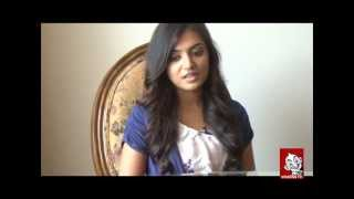 Interview with actress Nazriya Nazim - Ananda Vikatan