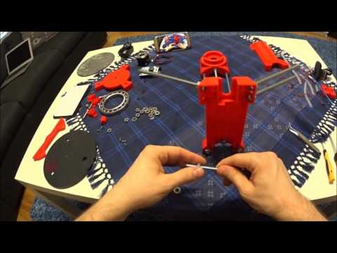 Ciclop Desktop Laser 3D Scanner unboxing and assembling
