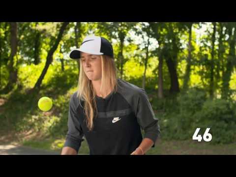 Elina Svitolina   WTA Frame Challenge