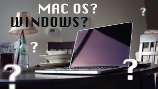 Монтаж на MacOS и Windows   МЫСЛИ