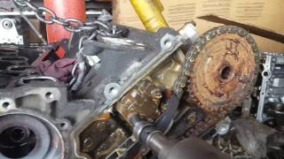 5.4 ford cadena de tiempo