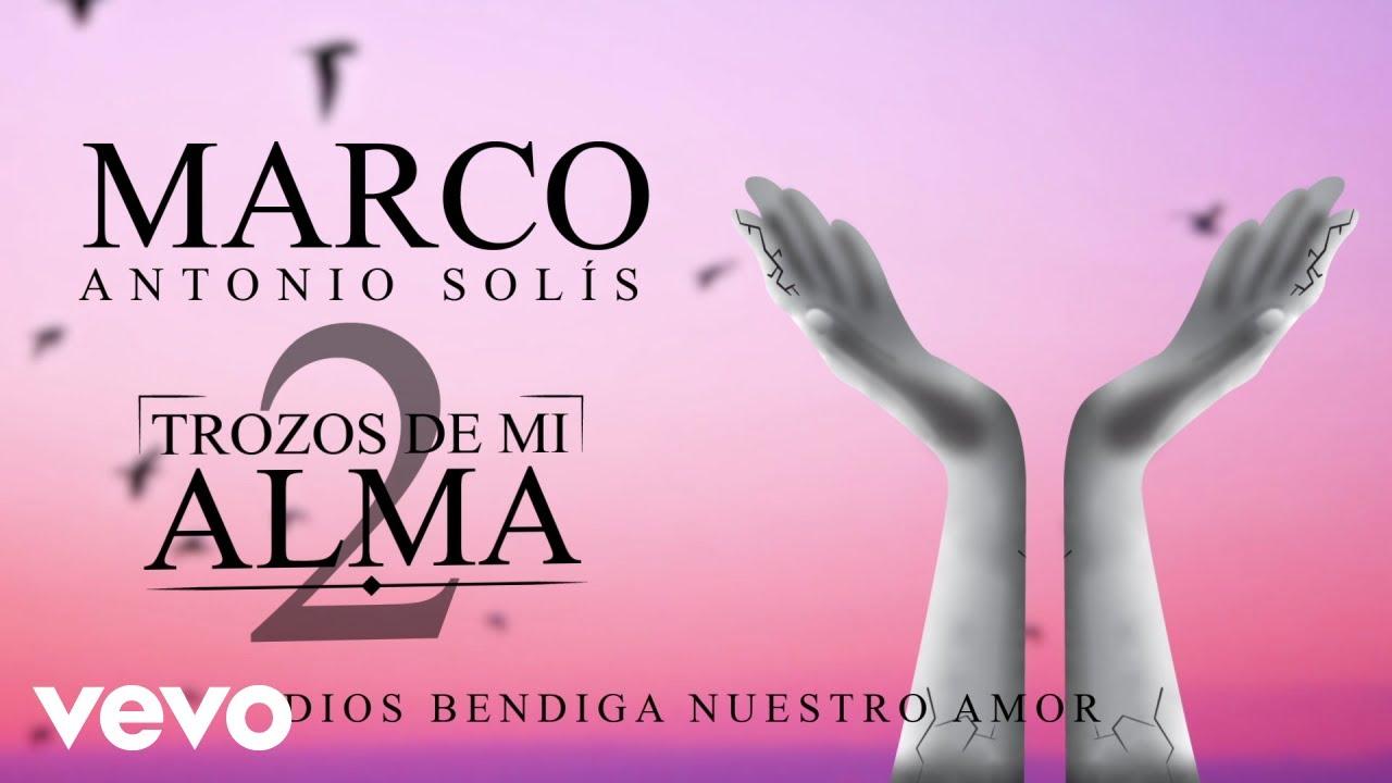 Marco Antonio Solís - Dios Bendiga Nuestro Amor (Animated Video)