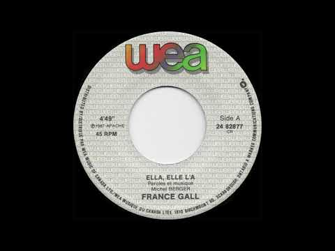 France Gall  Ella Elle La Folamour Edit