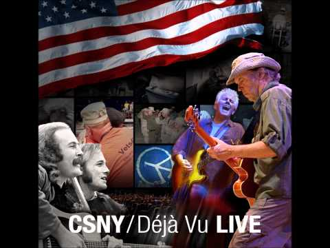 Crosby Stills Nash & Young - Stand And Be Counted