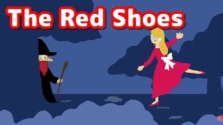 Japanese Fairy Tales in English 「The Red Shoes」 YouTubeの字幕機能...