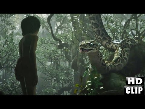 "The Jungle Book Disney Clip ""Das ist Kaa"" Deutsch"