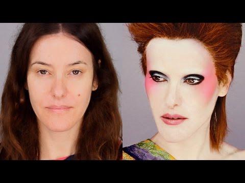 Icons & Idols - David Bowie Make-up 70's