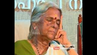 Pavizhavamalli (പവിഴമല്ലി )| Honoured by Sugathakumari Teacher
