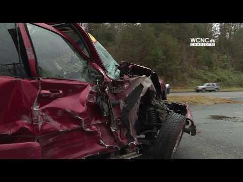 Sheriff's Deputy Crashes Patrol Car