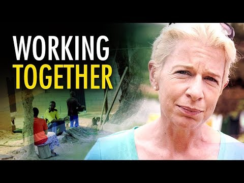 "Katie Hopkins in South Africa: ""When black and white work together..."""