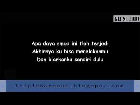 Merpati _ Sendiri Dulu versi Karaoke