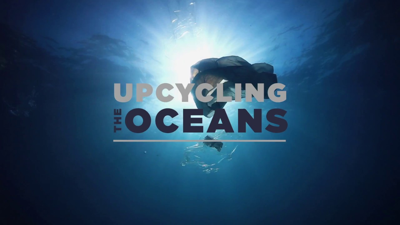 Upcycling the Oceans ECOALF (Español) - YouTube