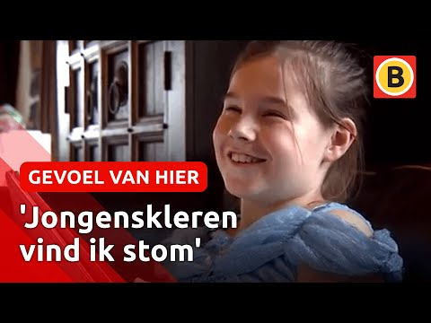 Storm is geboren als jongen, maar voelt zich een meisje: op haar school geen probleem