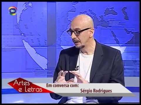 Sérgio Rodrigues na STV (Moçambique) - 8/10/2016