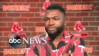 Red Sox legend David Ortiz speaks out on his shooting and recovery l ABC News