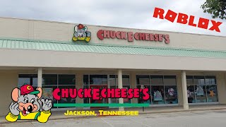 Chuck E. Cheese's in Jackson TN | Roblox
