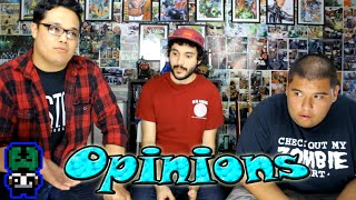 Our Opinions on Comic Book complaints