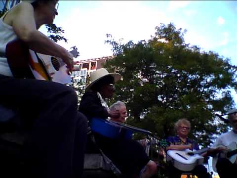 "Foggy Bottom Guitar Orchestra performs ""Electric Avenue"""