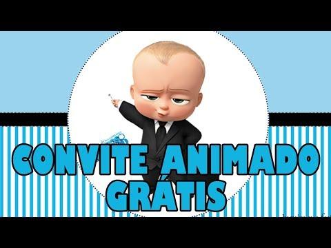 Convite Animado Poderoso Chefinho Gratis Youtube