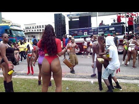 Trinidad Carnival Monday 2017 - Clip 2 (Fantasy and Entice Mas Bands) thumbnail